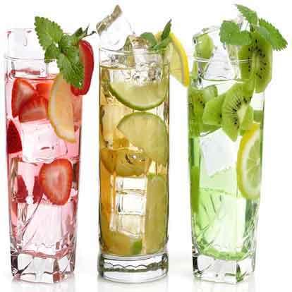 دمنوش و نوشیدنی های سالم